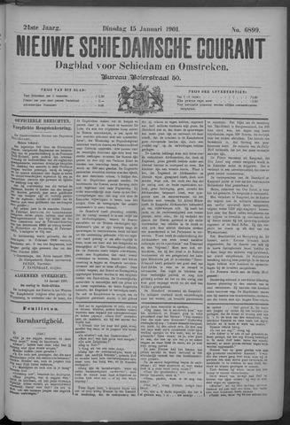 Nieuwe Schiedamsche Courant 1901-01-15