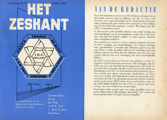 Het Zeskant 1948-10-01