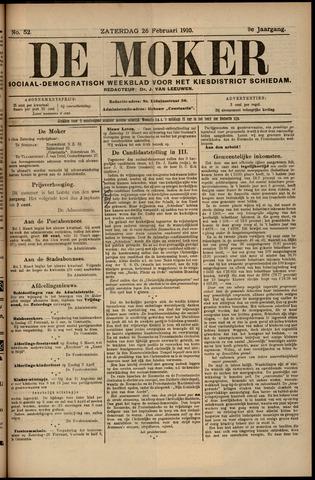 De Moker 1910-02-26