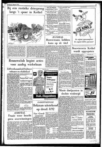 Rotterdamsch Parool / De Schiedammer 1961-02-21