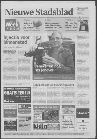Het Nieuwe Stadsblad 2011-03-16