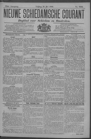Nieuwe Schiedamsche Courant 1909-05-28
