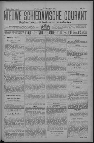 Nieuwe Schiedamsche Courant 1913-10-08