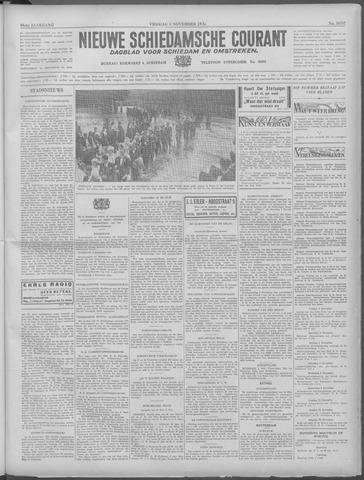 Nieuwe Schiedamsche Courant 1933-11-03