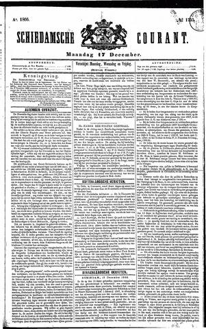 Schiedamsche Courant 1866-12-17