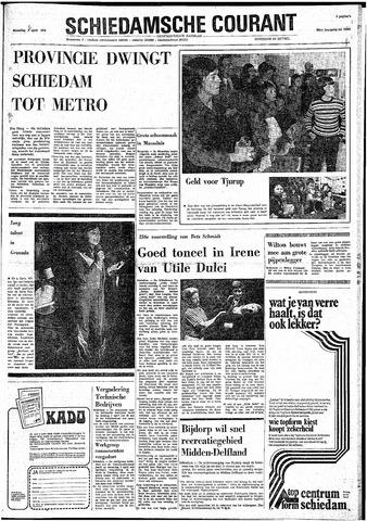 Rotterdamsch Nieuwsblad / Schiedamsche Courant / Rotterdams Dagblad / Waterweg / Algemeen Dagblad 1974-04-01