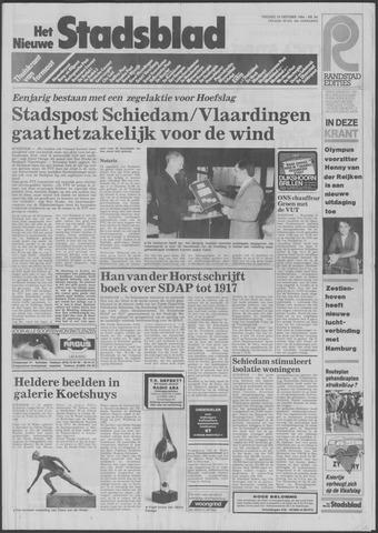 Het Nieuwe Stadsblad 1984-10-19