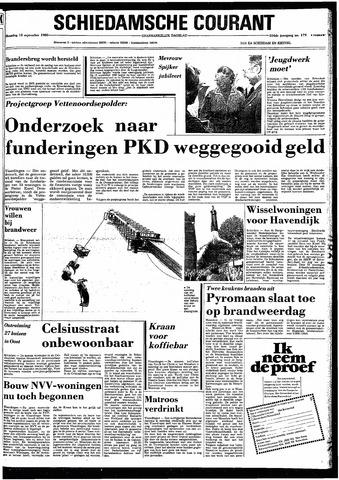 Rotterdamsch Nieuwsblad / Schiedamsche Courant / Rotterdams Dagblad / Waterweg / Algemeen Dagblad 1980-09-15