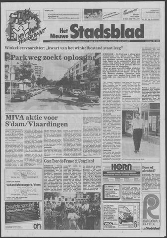 Het Nieuwe Stadsblad 1987-08-05