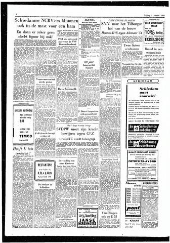 Rotterdamsch Parool / De Schiedammer 1955-01-07