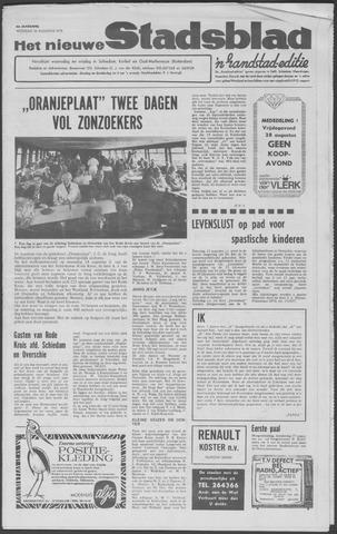 Het Nieuwe Stadsblad 1970-08-26