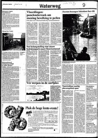 Rotterdamsch Nieuwsblad / Schiedamsche Courant / Rotterdams Dagblad / Waterweg / Algemeen Dagblad 1991-05-27