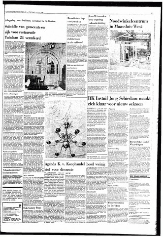 Rotterdamsch Nieuwsblad / Schiedamsche Courant / Rotterdams Dagblad / Waterweg / Algemeen Dagblad 1968-07-12