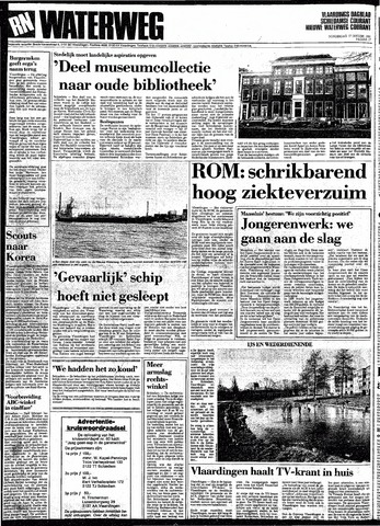 Rotterdamsch Nieuwsblad / Schiedamsche Courant / Rotterdams Dagblad / Waterweg / Algemeen Dagblad 1991-01-17