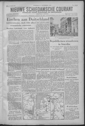 Nieuwe Schiedamsche Courant 1946-11-06