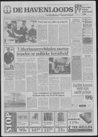 De Havenloods 1990-02-22