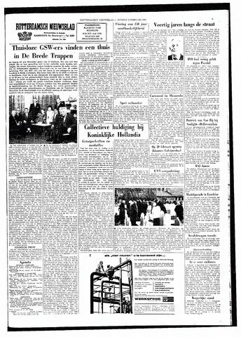 Rotterdamsch Nieuwsblad / Schiedamsche Courant / Rotterdams Dagblad / Waterweg / Algemeen Dagblad 1964-02-04