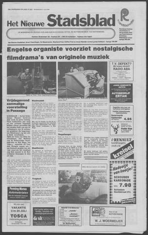 Het Nieuwe Stadsblad 1981-07-08