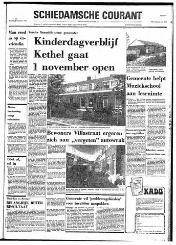 Rotterdamsch Nieuwsblad / Schiedamsche Courant / Rotterdams Dagblad / Waterweg / Algemeen Dagblad 1974-09-25