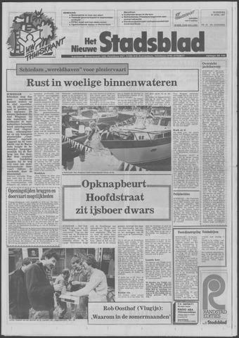 Het Nieuwe Stadsblad 1987-04-22