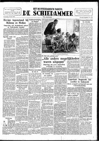 Rotterdamsch Parool / De Schiedammer 1947-07-24