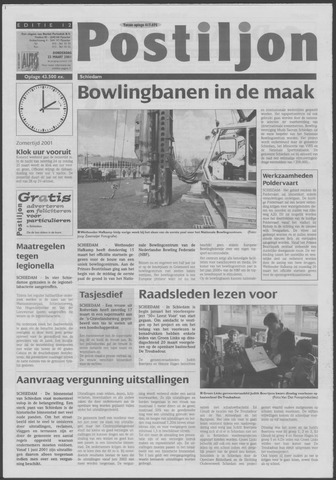 Postiljon 2001-03-22