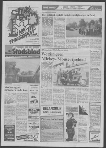Het Nieuwe Stadsblad 1988-09-23