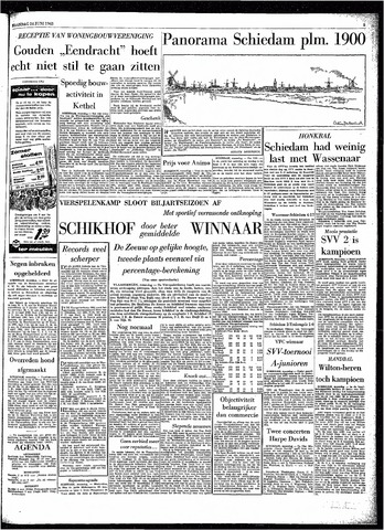 Rotterdamsch Parool / De Schiedammer 1963-06-24