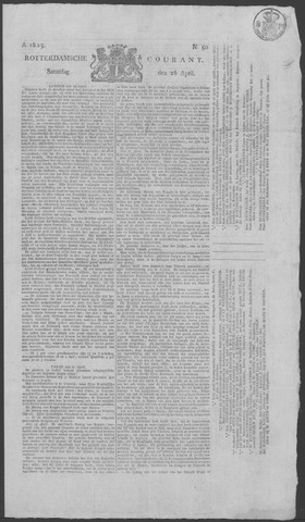 Rotterdamse Courant 1823-04-26