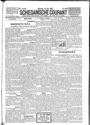 Schiedamsche Courant 1935-06-15