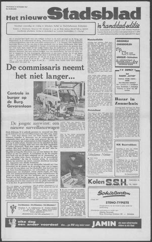 Het Nieuwe Stadsblad 1967-11-08