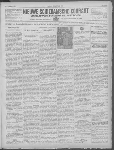 Nieuwe Schiedamsche Courant 1933-01-13