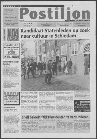 Postiljon 1999-03-03
