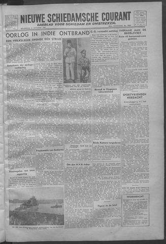 Nieuwe Schiedamsche Courant 1945-10-15