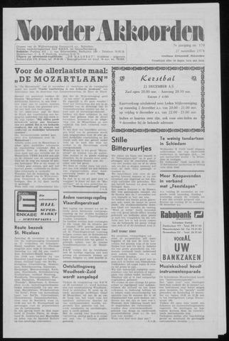 Noorder Akkoorden 1974-11-27