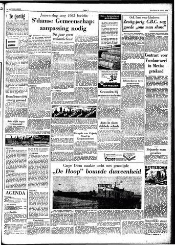 Trouw / De Rotterdammer 1964-04-06