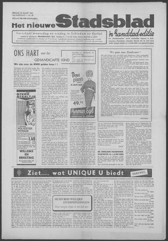Het Nieuwe Stadsblad 1963-03-29