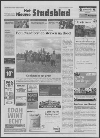 Het Nieuwe Stadsblad 2004-06-23