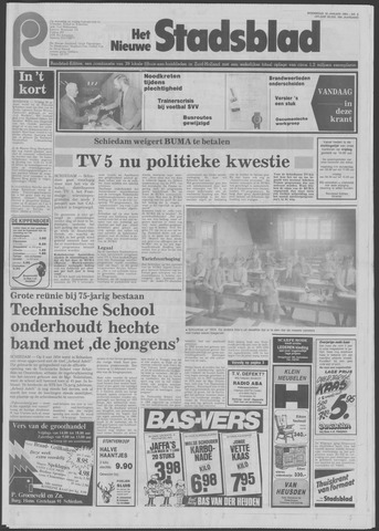 Het Nieuwe Stadsblad 1984-01-18