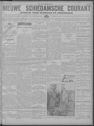 Nieuwe Schiedamsche Courant 1929-10-29