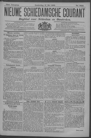 Nieuwe Schiedamsche Courant 1909-05-27