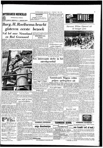 Rotterdamsch Nieuwsblad / Schiedamsche Courant / Rotterdams Dagblad / Waterweg / Algemeen Dagblad 1965-05-07