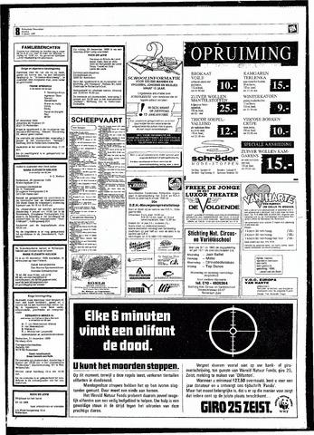 Rotterdamsch Nieuwsblad / Schiedamsche Courant / Rotterdams Dagblad / Waterweg / Algemeen Dagblad 1990