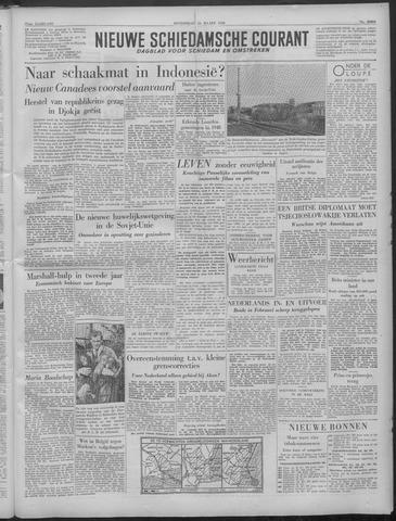 Nieuwe Schiedamsche Courant 1949-03-24