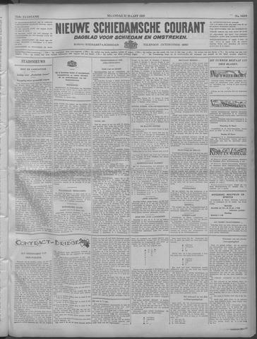 Nieuwe Schiedamsche Courant 1932-03-21