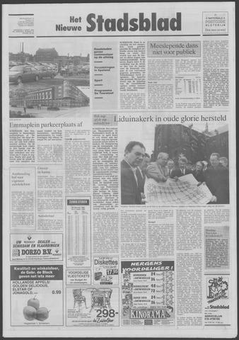 Het Nieuwe Stadsblad 1994-03-09