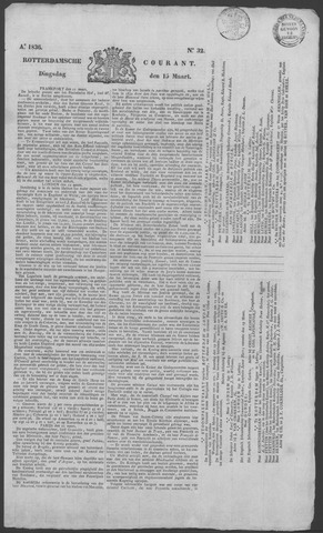 Rotterdamse Courant 1836-03-15