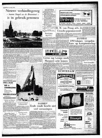 Rotterdamsch Parool / De Schiedammer 1962-05-16