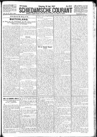 Schiedamsche Courant 1927-06-18