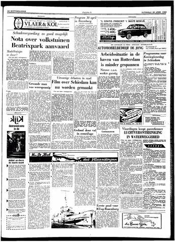 Trouw / De Rotterdammer 1962-04-28